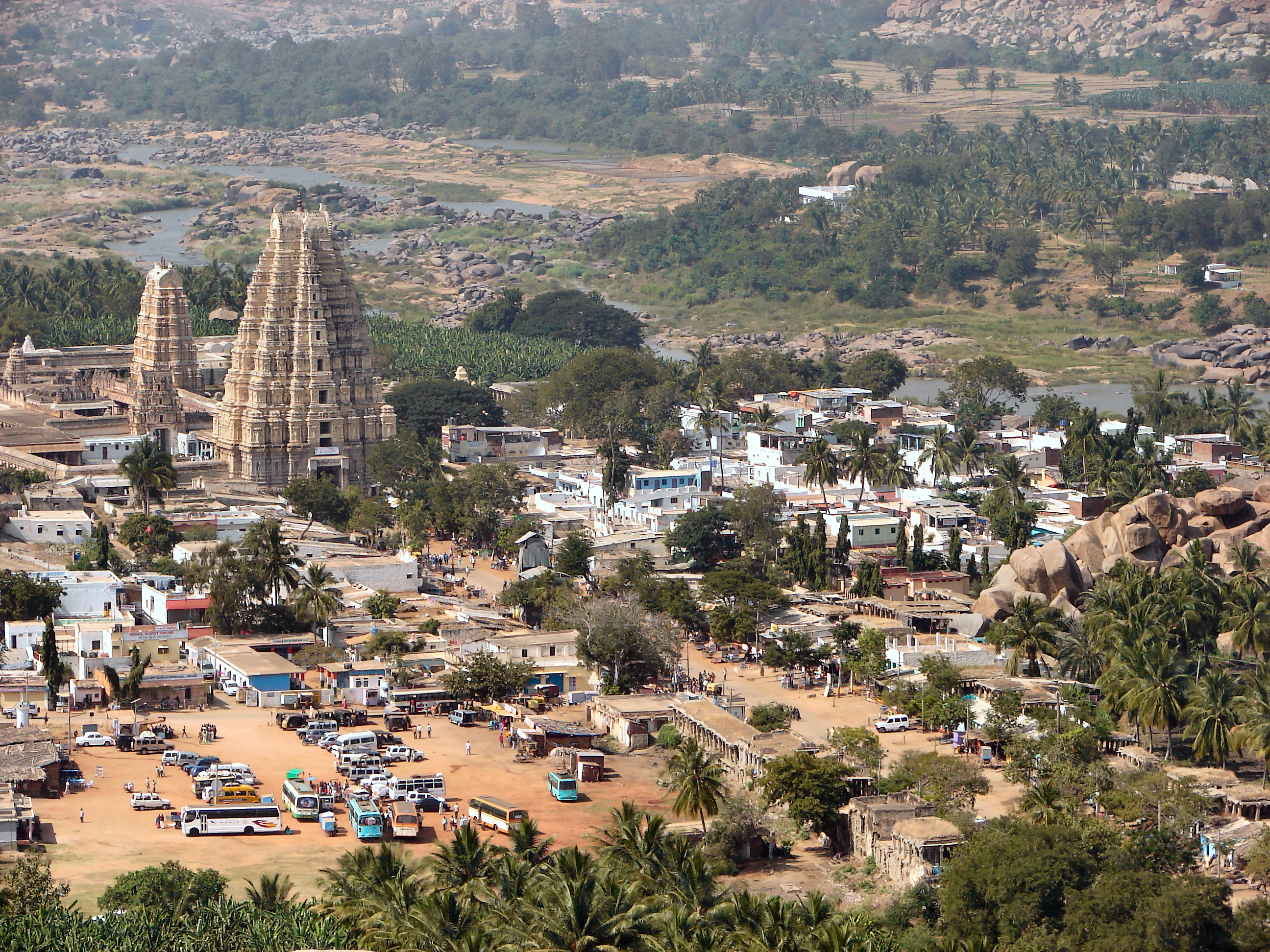 Hampi-Old-And-New